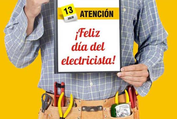 13-07 dia del electricista