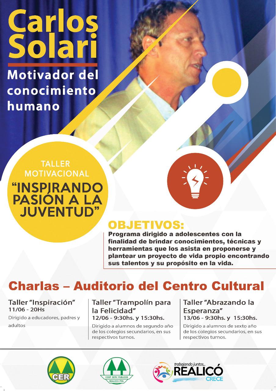 carlos solari charla 06-2019